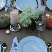 inspiration365:  A Fall Dinner Party